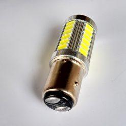 светодиод Т25 33smd 5630 драйвер линза 200/480Lm белый