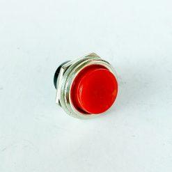 Кнопка слаботочная без фиксации (кр. син. зел. черн)