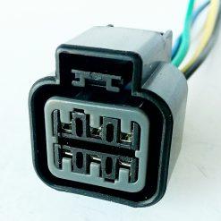 Разъем блок фары LANOS 8544