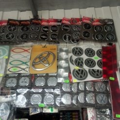 Наклейки на диски колеса каталог 4 (цена за комплект из 4шт.)