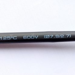 Термоусадочная трубка с клеевым слоем D=7,9 (3:1) 1m RE14223