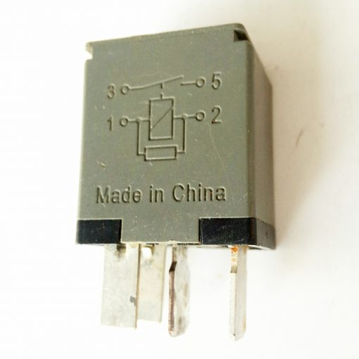 Реле 20А 12V GM 13422668 мини 4 контакта. Made in China