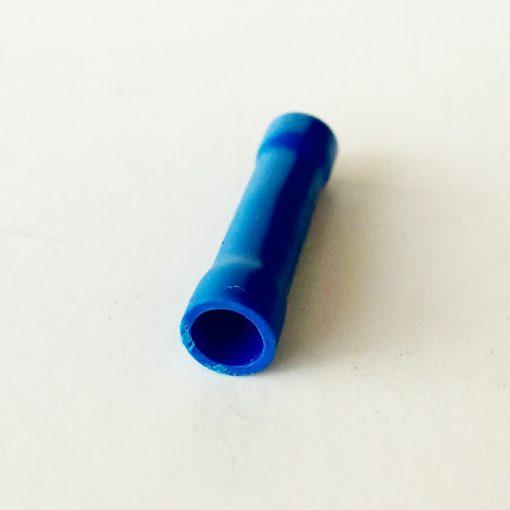 Гильза соединительная с изоляцией под провод 1,5-2,5кв мм синяя