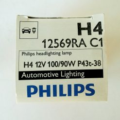 Philips 12569RAB1 H4 Rally 100/90w 12v P43t