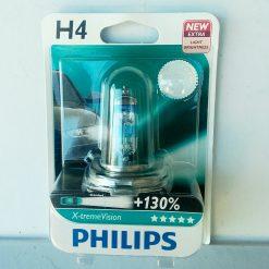 Philips 12342XV+B1 H4 X-tremeVision 60/55W 12v P43t-38 (+130%)