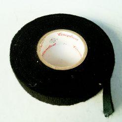 Изолента Coroplast 8571 (0,7мм х 19мм х 7,5м) тканевая с ворсом. Made in Germany.