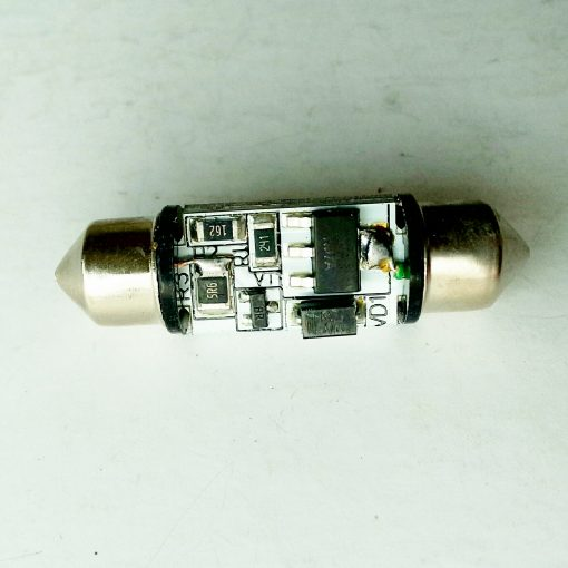 Festoon 10,5×36 LED 3smd 5730 SV8,5 12v-24v 1,5W 250Lm стабилизатор тока
