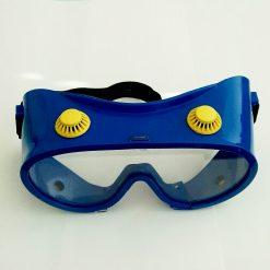Очки защитные закрытого типа с непрямой вентиляцией