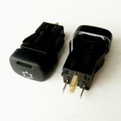 Выключатель кондиционера 757.3710-08.06А (ВАЗ-2113, ВАЗ-2114, ВАЗ-2115, ВАЗ-2123)