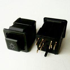 Выключатель наружного освещения 375.3710-05.05М (ВАЗ-2108, ЗАЗ, Москвич)