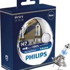 Philips 12972RV+S2 H7 RacingVision 55w 12v PX26d (+150%)