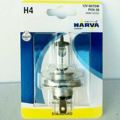 Narva 48881-01B H4 60/55W P43t 12v