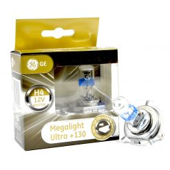 GE 50440XNU H4 Megalight Ultra +130%