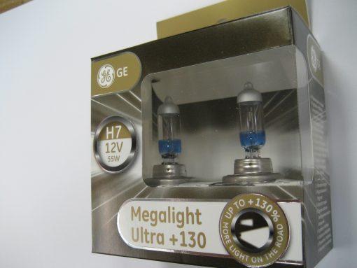 GE 58520XNU H7 Megalight Ultra +130%