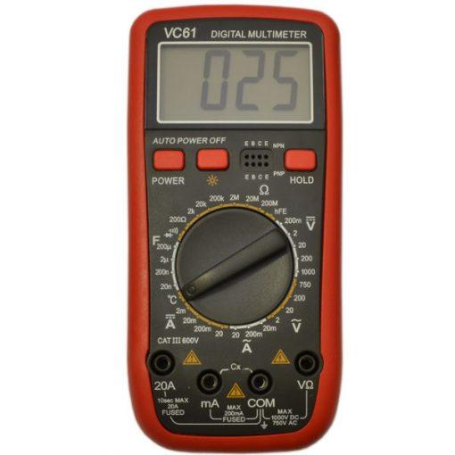 VC 61 мультиметр професиональнный
