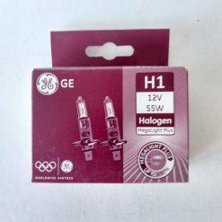 GE 50310MPU H1 55W P14,5s 12v Megalight Plus +50%