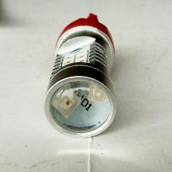 Светодиод W21/5W(W3*16d) 18smd 3030 samsung красный