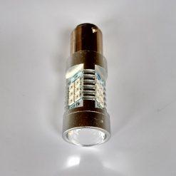 светодиод T25 21smd 2835 12v красный 840/180Lm Цоколь BAY15d