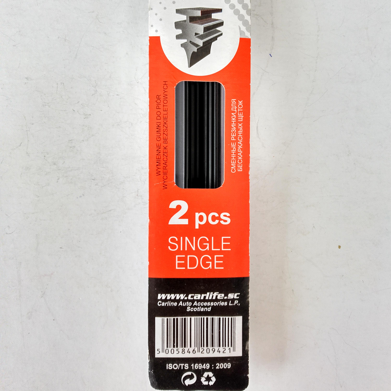 """Резинка стеклоочистителя CarLife 9421 24""""/600mm уп 2шт"""