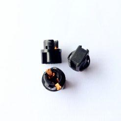 Патрон под автолампу W1,2W (W2x4.6d) иномарки тип 2