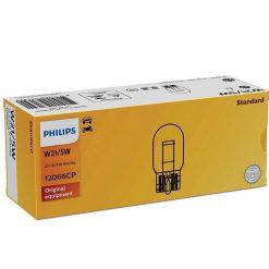 Philips 12066 W21/5W Vision 12v W3x16g