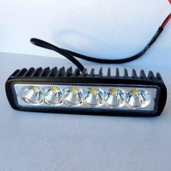 Светодиодная фара AllLight 07type 18W 6chip EPISTAR spot 9-30V (07T-18W дальний свет)