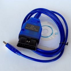 Сканер диагностики авто VAG COM KKL 409.1 USB