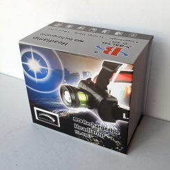 Фонарик налобный Bailong Police BL-6967-T6 аккумуляторный