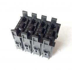 Корпус под предохранитель флажковый MAXI 20А…100A наборной (без провода)