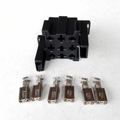 Разъем AUDI, Volksvagen 4H0 937 525 (без провода) 9 контакта для реле