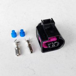 Разъем AUDI, Volksvagen CODE A 4D 0 971 992 (без провода) 2 контакта
