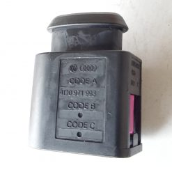 Разъем AUDI, Volksvagen CODE A 4D0 971 993 (без провода) 3 контакта