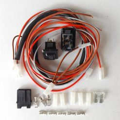 SPAL 33040055 Ford Fiesta mod. 89 Комплект кнопок к стеклоподъемнику оригинал