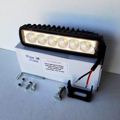 Светодиодная фара AllLight 07type 18W 6chip EPISTAR spot 9-30V (07T-18W FLOD ближний свет)