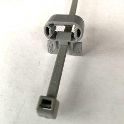 Кабельные стяжки с крепежным элементом T50RSB5 HellermanTyton Art 156-00084 Made in Germany