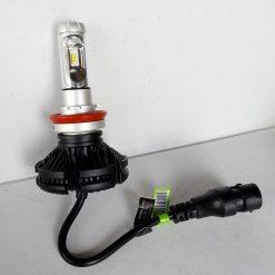 Светодиодная лампа LED AllLight X3 H11 50W 5000K 6000lm с светофильтрами (3000K/8000K)