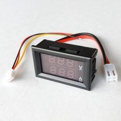 Вольтметр Амперметр постоянного тока DC 0-100V 0-10A
