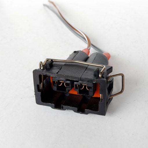 Разъем вентилятора охлаждения радиатора на 2pin 6,3мм
