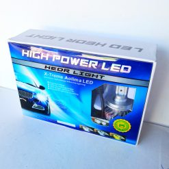 LED AllLight F2 H4 50W 6500K 7000LM с вентилятором (PHILIPS technology)