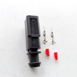 Разъем AUDI, Volksvagen 1 J0 973 80 (без провода) 2 контакта