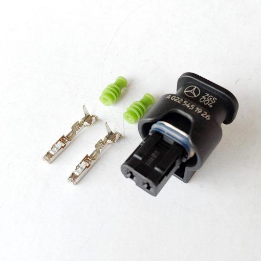 Разъем Mercedes 022 545 19 26 (без провода) 2 контакта