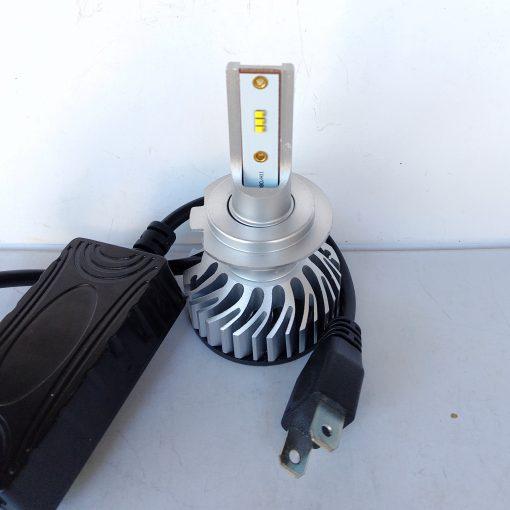 LED AllLight F2 H7 50W 6500K 7000LM с вентилятором (PHILIPS technology)