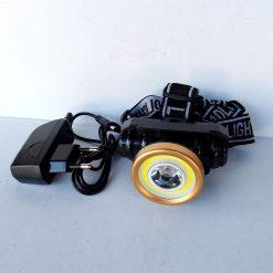 Фонарик на лоб BL 509-2 C COB аккумуляторный