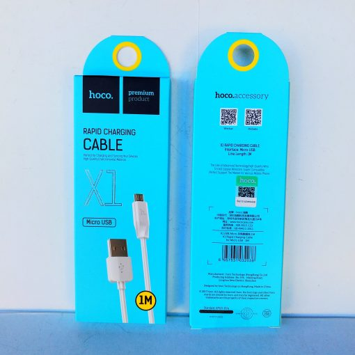 Кабель HOCO X1 Rapid charging cable 2.0A Micro USB 1м