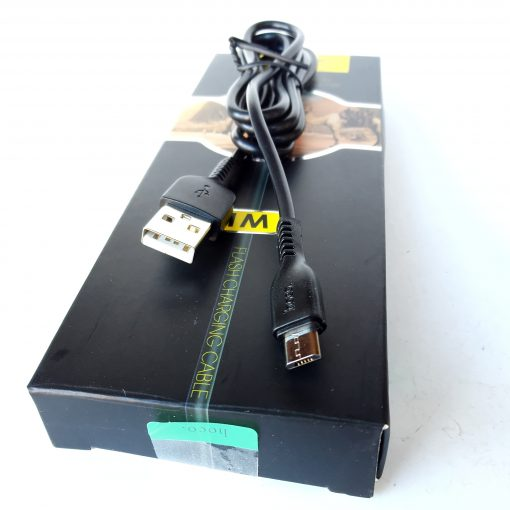 Кабель HOCO X20 Flash charging data cable 2.0A Micro USB 1м