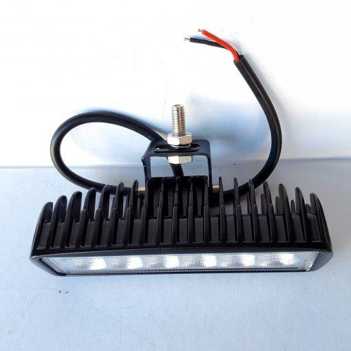 Светодиодная фара AllLight 07type 18W 6chip EPISTAR spot 9-30V (07T-18W FLOD ближний свет)