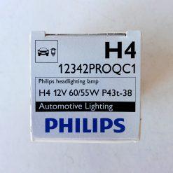 Philips 12342PROQC1 H4 Standart 60/55w 12v P43t
