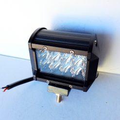 Светодиодная фара AllLight G-36W 12chip CREE spot 9-30V нижний крепеж