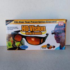 Очки антиблик, антифары для водителей HD vision Glasses 2 в 1