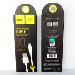 Кабель HOCO X1 Rapid charging cable 2.0A Apple iPhone5 1м